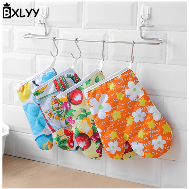BXLYY1pc Microwave Oven Gloves Insulated Anti-hot Gloveshome Decoration Accessories Baking Dish for Kitchen.7Z