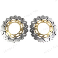 For Yamaha FZ6 600 2004 2008 Fazer Front Brake Disc Rotor Disk Motorcycle Replacement Accessories FZ600 2005 2006 2007 XJ600