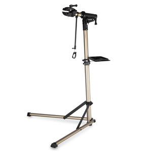 Image 5 - Aluminum Alloy Bike Repair Stand Professional Fixed Folding Home Mechanic Work Stand Adjustable Maintenance Storage Stand