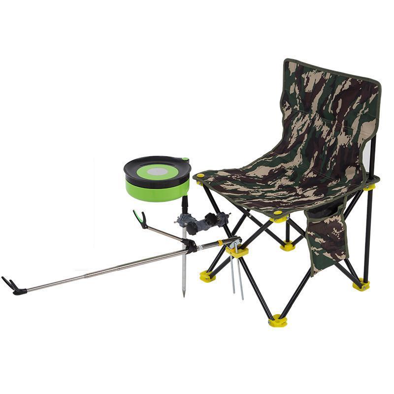 2018 nouveau Ultra Lumière Pliant Pêche Chaise Siège pour Camping En Plein Air Loisirs Pique Nique Chaise De Plage D'autres Outils De Pêche dans Chaises de plage de Meubles
