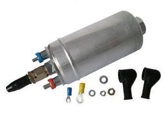 משלוח חינם 6 יח'\חבילה החיצוני האוניברסלי 0580254044 פצצת דלק E85 300LPH משאבת דלק ביצועים גבוהים להחליף 044 0580 254 044