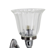 Чистая медь ванная комната новый стиль освещение хром Хрустальная люстра свет кристалл подвесной светильник современная ванная комната ос