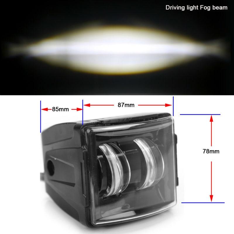 30W ლედ შუქნიშანი მართვის - მანქანის განათება - ფოტო 5