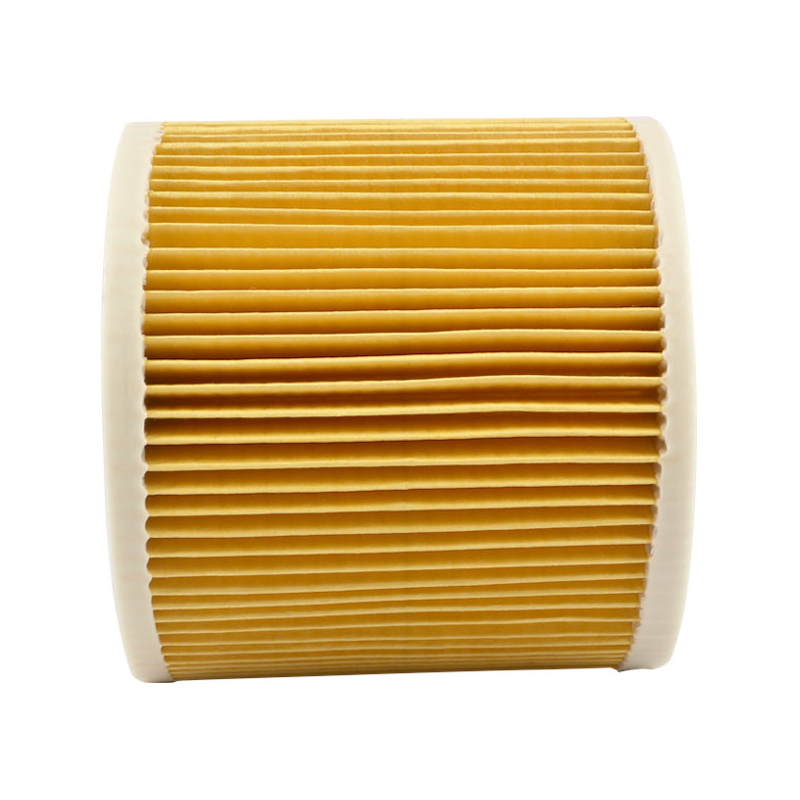 Huixi 1pc New Replacements For Karcher A2004 Wet Dry Vacuum Hoover Cleaners Cartridge Filter with Cap KAR64145520 Cleaner Parts replacement filter for karcher a wd series vacuum cleaner cartridge filter for a2004 wd2 250 vacuum cleaner acc spare part 2pcs