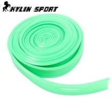 5m grønt modstandsbånd Træningsstyrketræning med elastikbånds lange modstandsbånd