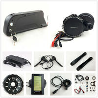 US EU No Tax Bafang 8Fun BBS03 BBSHD 48V 1000W Electric Bicycle Mid Drive Motor Kit