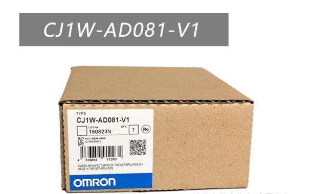 Livraison gratuite CJ1W-AD081-V1 module analogique PLC.Livraison gratuite CJ1W-AD081-V1 module analogique PLC.