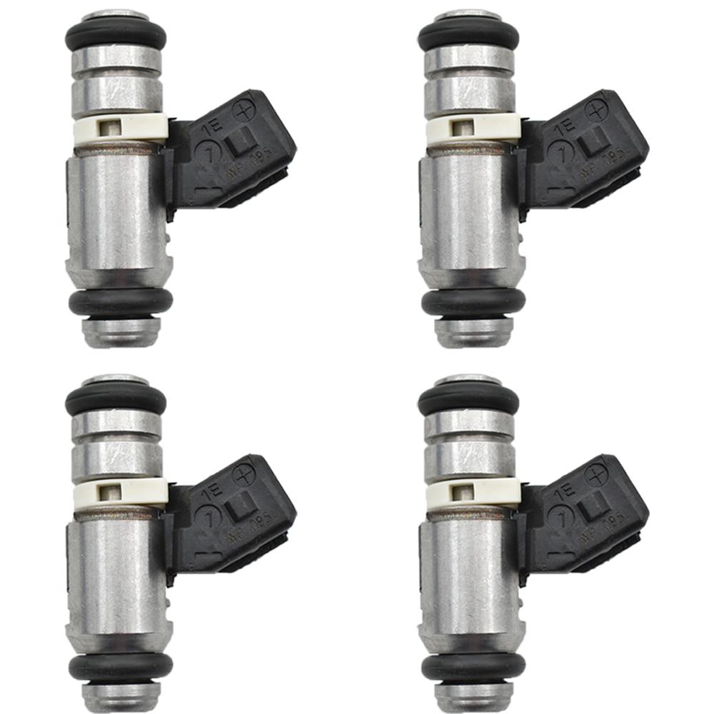 4pcs lot Fuel injector nozzle for Fiat Doblo Palio Panda Punto Seicento Siena Strada Lancia Y