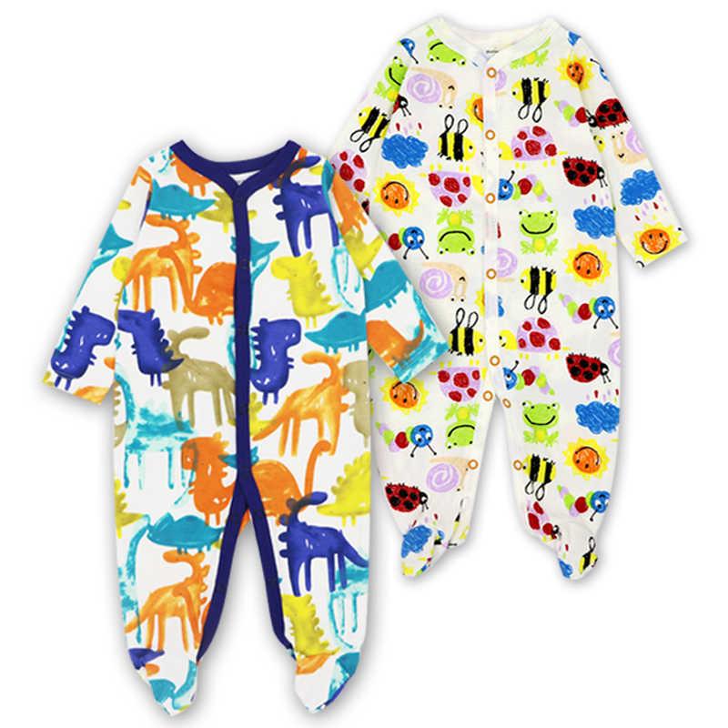 Paquetes Para Bebes Recien Nacidos.2 Paquetes De Bebes Recien Nacidos Pijamas De Pie Bebes Mono De Manga Larga 3 12 Meses Ropa Infantil Para Ninos