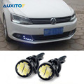 Car Eagle Eye Daytime Running Light Parking Light For Volkswagen VW Polo Beetle Golf 4 5 7 6 Passat B5 B6 T5 Touran Bora Caddy