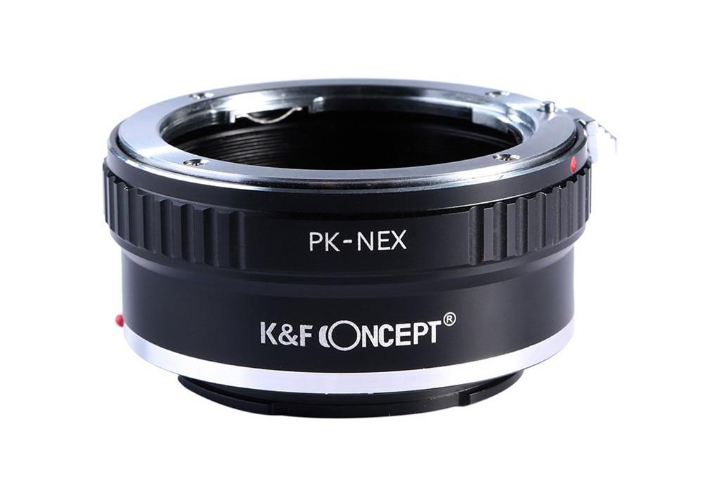 NEX-5R para NEX-3 K&F Concept Adaptador de Montaje Pro Lente Olympus OM Lente al cuerpo de la cámara de Sony NEX NEX-3N NEX-5 NEX-6 NEX-7 E-Mount