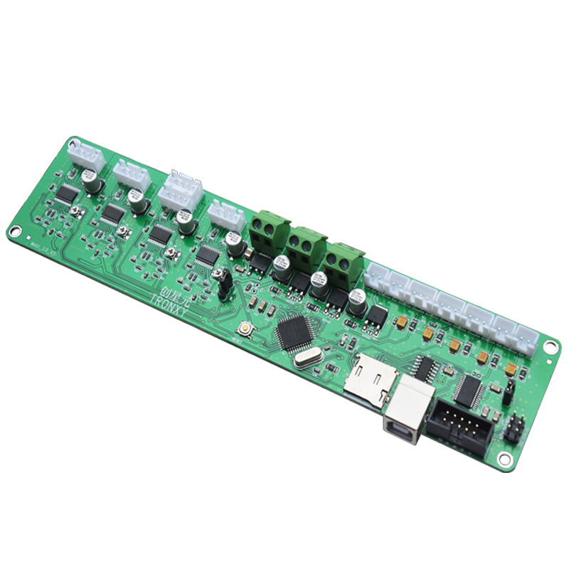 Tronxy 3D printer control board Melzi 2 0 PCB card ATMEGA 1284P P802M mainboard X3A motherboard aliexpress com buy tronxy 3d printer control board melzi 2 0 pcb  at soozxer.org
