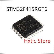 2PCS/LOT STM32F415RGT6 STM32F415 RGT6 STM32F415RG LQFP-64 IC