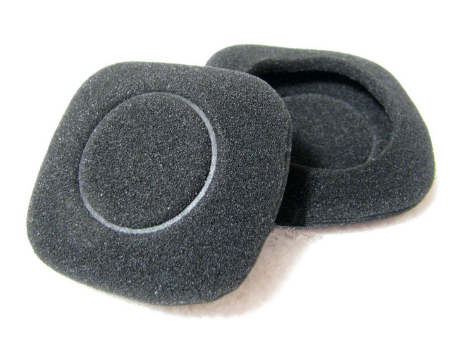 Us 4 59 New Earpads Replacement Foam Ear Pads For Logitech H150 Headset Cushion Cups Cover Headphone Repair Parts In Earphone Accessories From