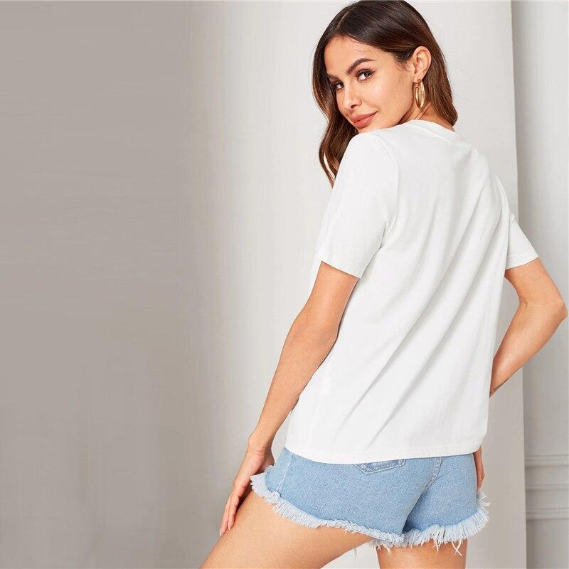 Camiseta Early Bird blanca o amarilla con frase motivadora Paraíso de la Moda | PdM