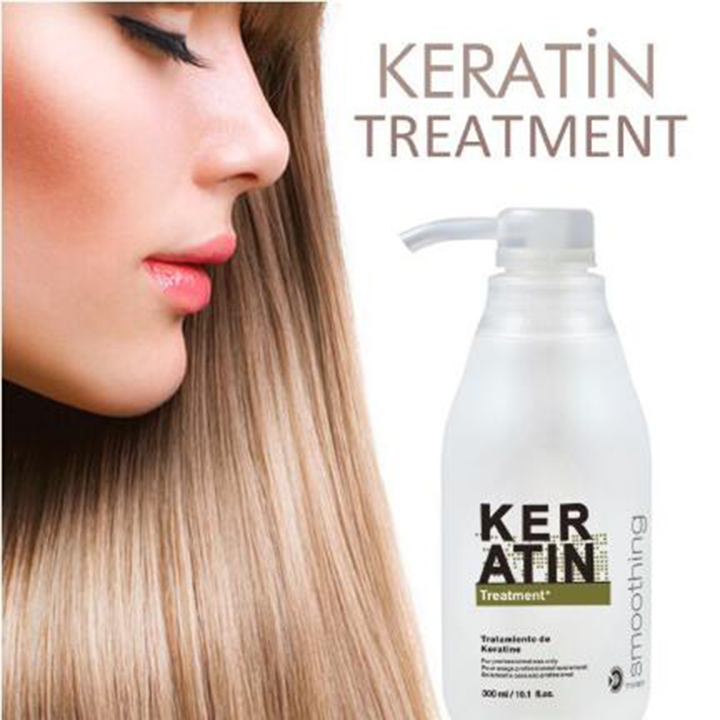 PURC 12% Brazil Keratin Treatment 300 ml, 100 ml Purifying Shampoo Make Hair Straightening Hair Care Products