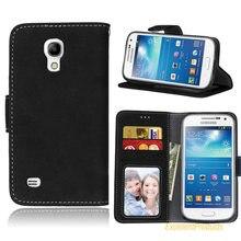 Чехол для телефона для Samsung S4 Mini чехол для Samsung S4 Мини Ретро Скраб кобура PU Флип Бумажник кожаный чехол