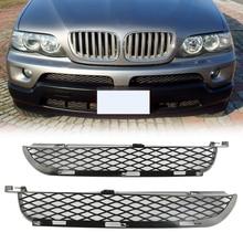 Grilles Front Light upper Bumper Fits for BMW
