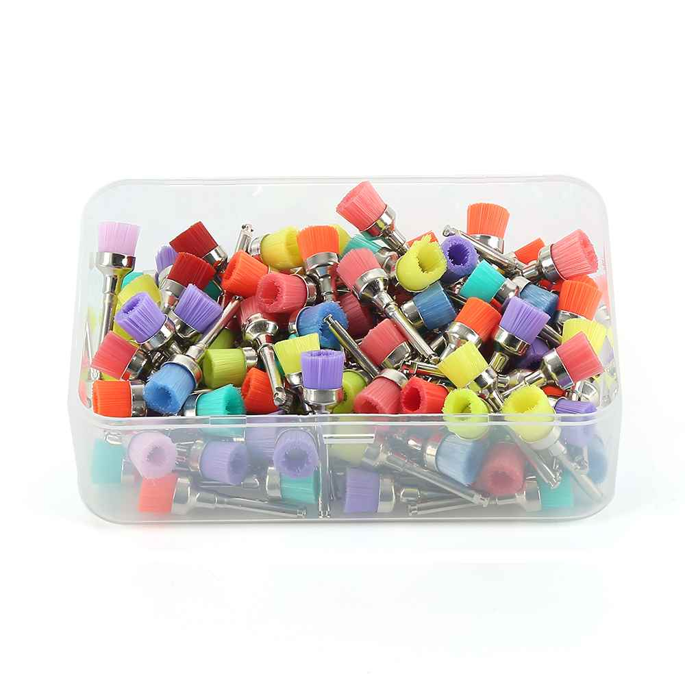 100Pcs/lot Dental Lab Materials Colorful Nylon Latch Small F
