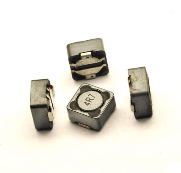10pcs/lot 7*7*4 4.7UH SMT SMD Patch Shielding Power Inductors M93 4R7 Electronic Components Free Shipping Russia