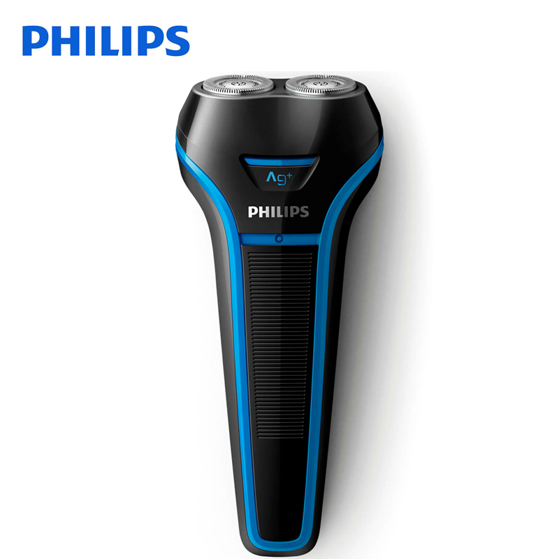 Original Philips Electrice Shaver  S116 Rotary Rechargeable For Men's Electric Razor Whole Body Wash With Ni-MH Battery philips s531 rechargeable electric shaver water washable razor