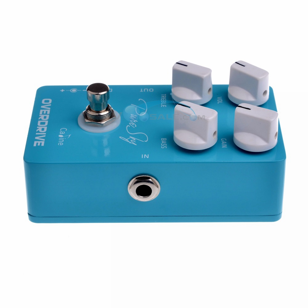 Image 3 - Caline CP 18 Amplifier Overdrive True Bypass Guitar Effect Pedal 