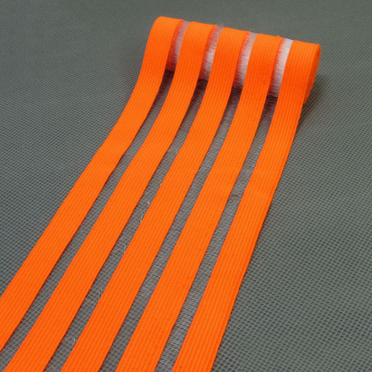 2 метра 9 см модные эластичные ленты кружева ленты пояс ремни резинка DIY девушка платье брюки юбка аксессуары для одежды - Цвет: fluorescenceorange
