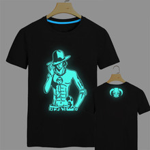 One Piece Luminous Shirts