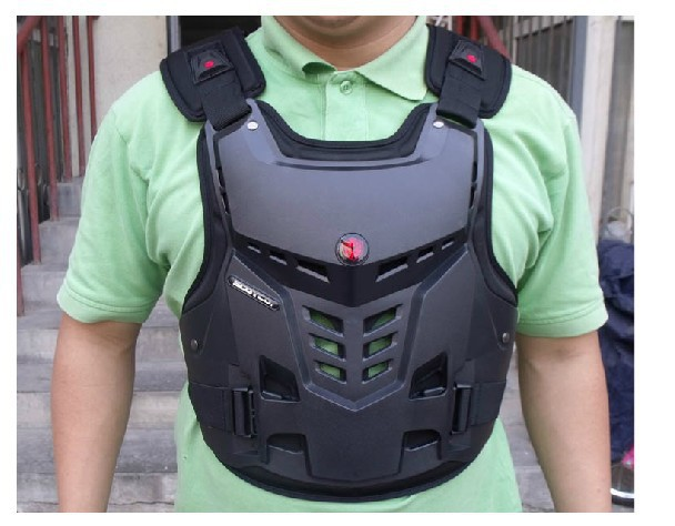 Scoyco AM05 Motorcycles Motocross Chest&Back Protector Armour Vest Racing Protective Body-Guard Armor scoyco motorcycle motocross chest back protector armour vest racing protective body guard mx jacket armor atv guards race moto