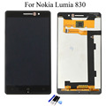 5.0'' For Nokia Lumia 830 RM-984 LCD Display + Touch Screen with Digitizer Assembly + Tools ,Free shipping + Track code