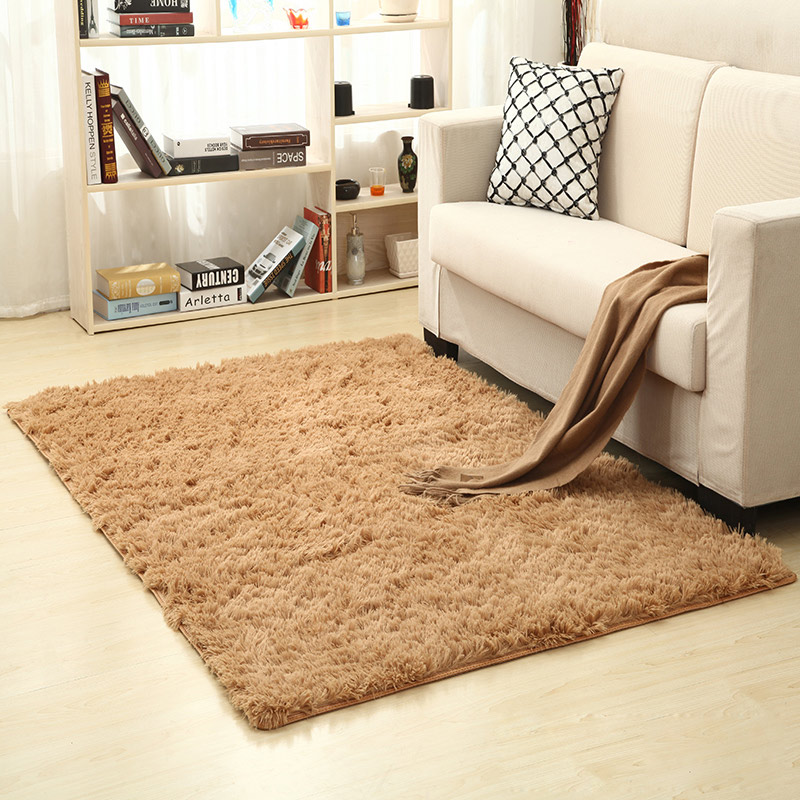 For Living Room Carpet Big Size Mat Long Hair Rug Bedroom Carpets And Rugs  For Bedroom Mats Carpet Morden Home Textile Kids Room In Carpet From Home  ...