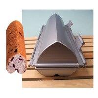 DIY Ciasto Narzędzia Ciasto Moldes Tosty Pieczenia Chleba Toster Kształt Serca Aluminium Metal Formy Formy Do Pieczenia