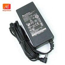12ボルト2a l verifone AU 79A0N CPS11224 3B R 12ボルト2a 5.5 × 2.1ミリメートルのac電源アダプタ充電器