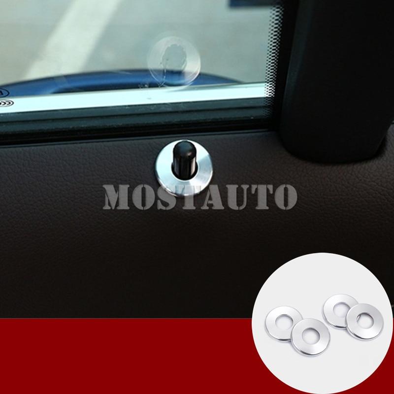 Für Mercedes Benz GLC X205 X253 Innentürschloss Pin Pins Abdeckung - Auto-Innenausstattung und Zubehör