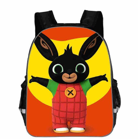 29fa74d4ce8a Милый мультфильм Банни принтом школьные рюкзаки для девочек рюкзак для  мальчиков лучшая Подарочная сумка Детский сад