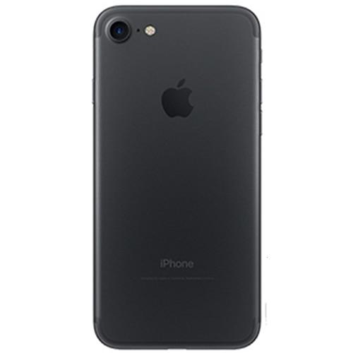 Разблокированный Apple iPhone 7, функция отпечатков пальцев, 4G, LTE, глобальная 32/128 ГБ Встроенная память IOS мобильного телефона 12.0MP gps Quad-Core телефон 1960mA - Цвет: matt black gray