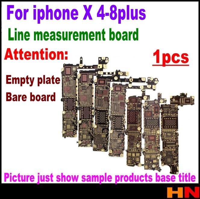 Main Motherboard Logic Bare Board Measurement iPhone 4 4G 5 5C 5S 6 6PLUS 6+