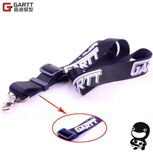 Freeshipping 3 Pieces Lot GARTT Neck Strap Neckstrap w Metal Hook For RC Transmitter Big Sale