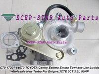 Envío Gratis CT9 17201-64070  17201  64070  1720164070 Turbo turbocompresor para TOYOTA Camry Estima Lite TownAce Vista 3CT 3C-T 3C 2.2L