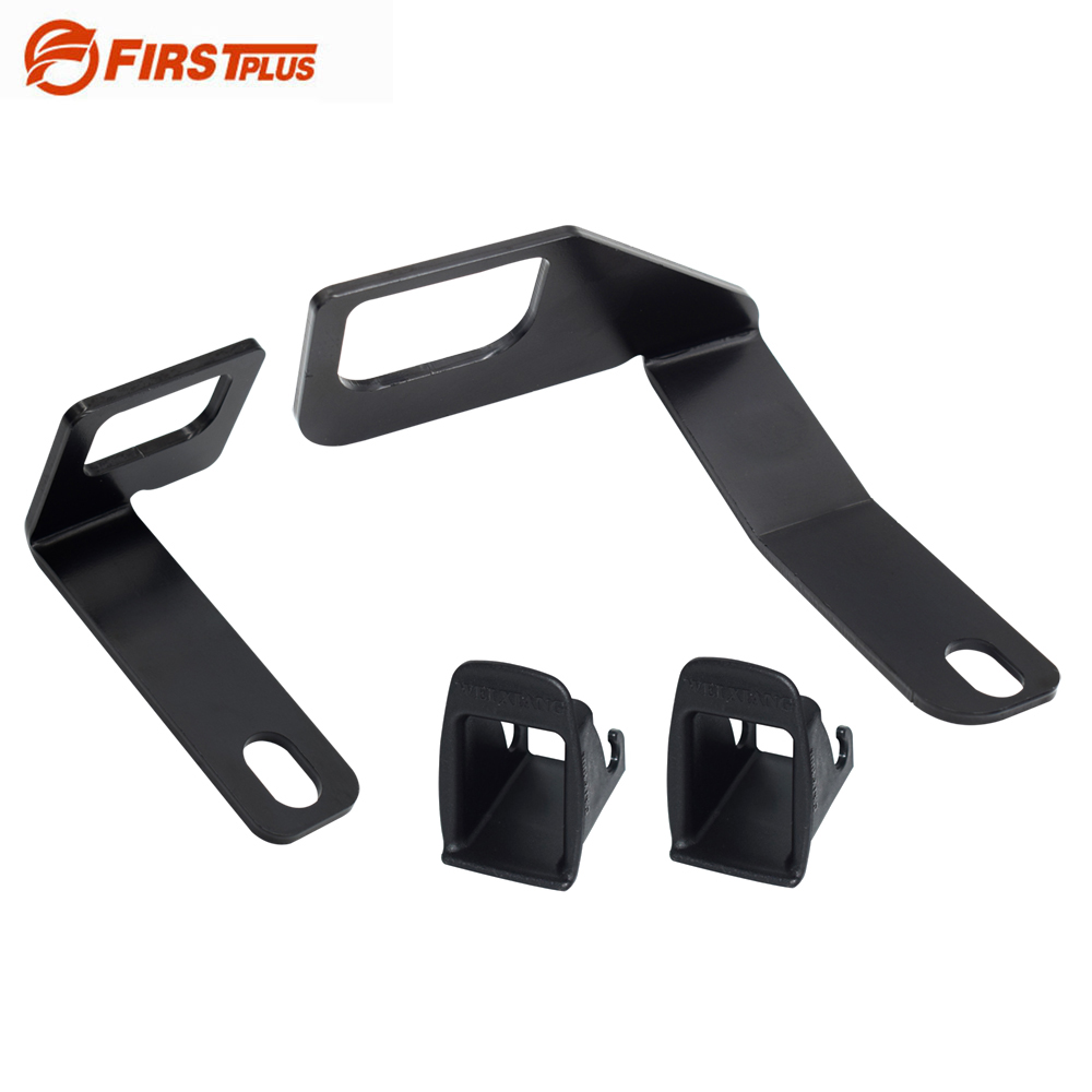 For Honda Civic Car Seat ISOFIX Connector Belt Interfaces Guide Bracket Retainer For Car Baby Child Safety Seat