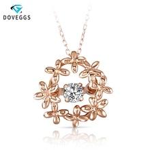 oro collar diamante mujeres