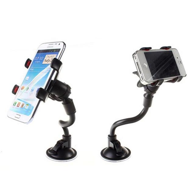 Universal Cars Windshield Bike Bicycle Mobile Phone Mount Bracket Holder Stand