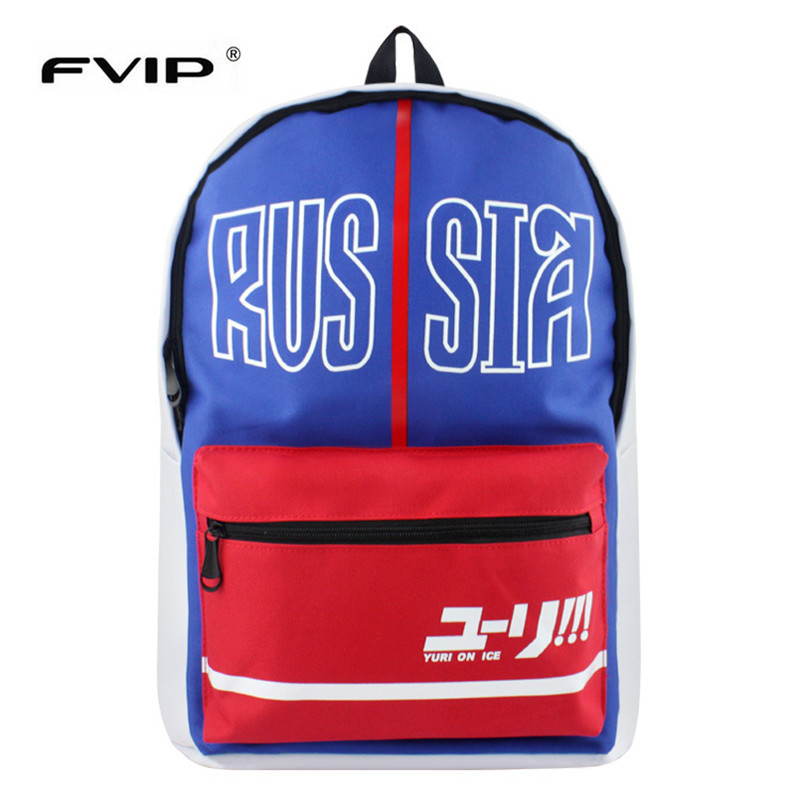 FVIP Gravity Falls/Zelda /Doctor Who /  Fairy Tail/ YURI on ICE /Undertale/Adventure Time School Bags Cartoon Backpacks Bag угловая шлифовальная машина harger wt ag05