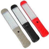 LED charge de travail lumières 4S boutique de réparation de voiture lumières auto réparation lampe d'urgence lumières aimant intégré degrés rotation