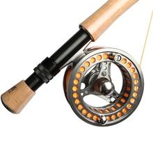 Aluminum Fly Fishing Reel