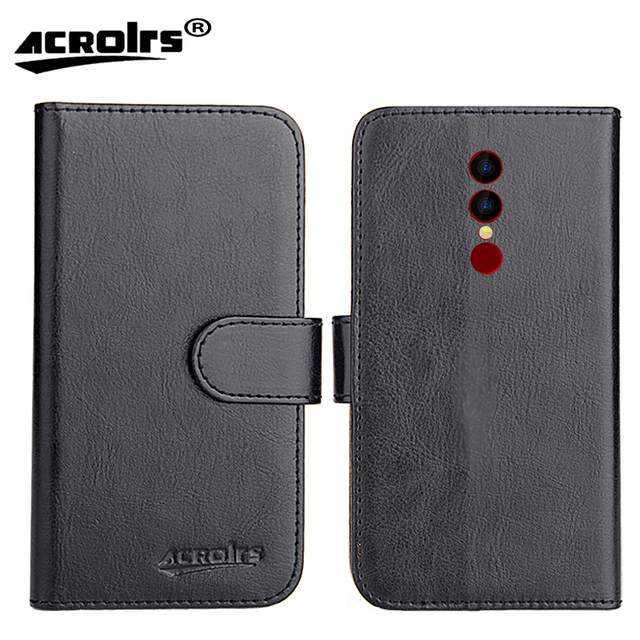 UMIDIGI S2 Case 2017 6 Colors Dedicated Flip Leather Exclusive 100% Special Phone Cover Cases Card Wallet+Tracking