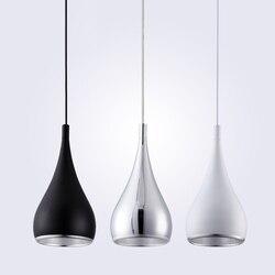 El moderno restaurante colgante luces, LED lámpara de comedor habitación lámparas colgantes decoración interior iluminación Lamparas