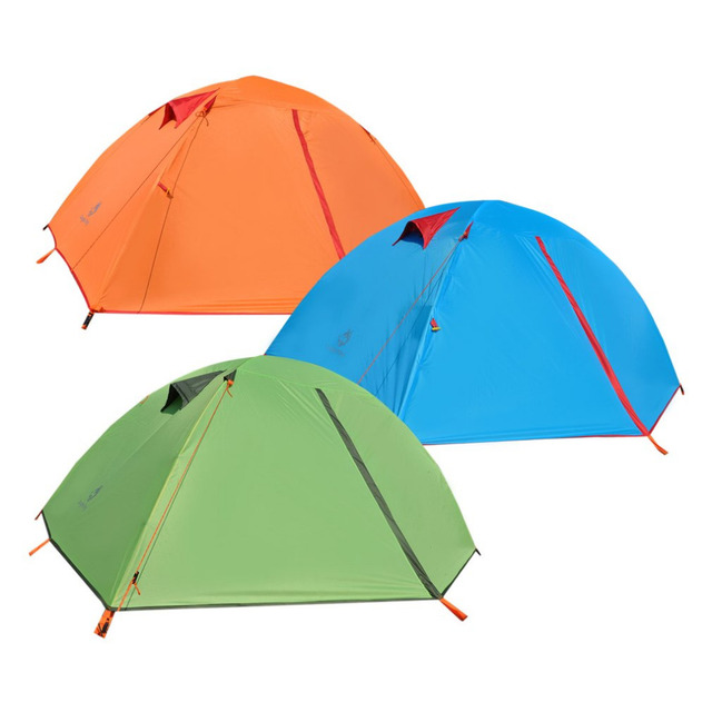 Double Layers 2 Person Windproof Waterproof Aluminum Rod Polyester Tent Breathable Outdoor C&ing Hiking Fishing Beach  sc 1 st  AliExpress.com & Double Layers 2 Person Windproof Waterproof Aluminum Rod Polyester ...