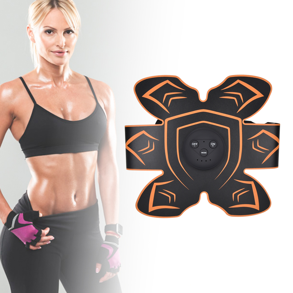 Vibration Fitness Massager Abdominal Muscle Trainer  (3)
