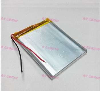 5Pcs Wholesale 064050 604050 573850 3.7V lithium polymer battery GPS navigation small toys